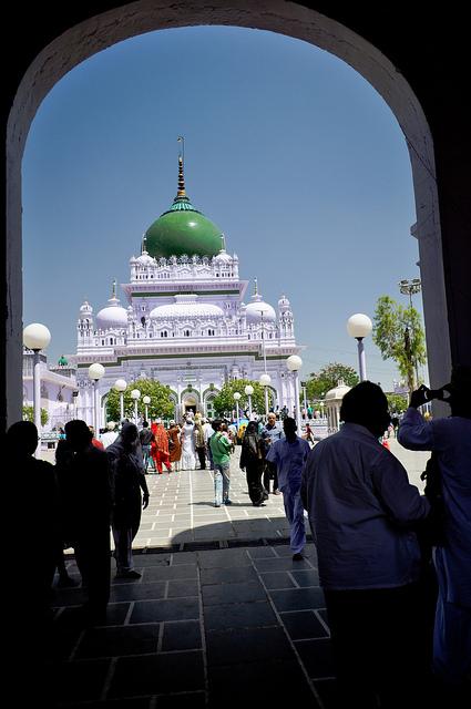 Dargahs of India Sarkar Waris pak