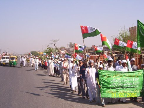 Milad Un nabi rally in Lohini bysuhairuddin