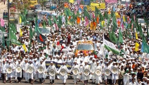 BANGLADESH-RELIGION-MUSLIM-EID