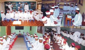JAMIATUL HASHMIA-CLASS ROOM
