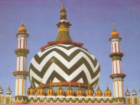Dargah Ala Hazrat Bareilly Shareef