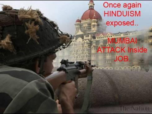 fake mumbai attack