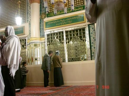 Roza-e-Rasool-PBUH-The-Sacred-Chamber-and-Details2