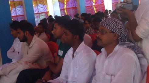 Muslim students and youths in MSO meeting 1