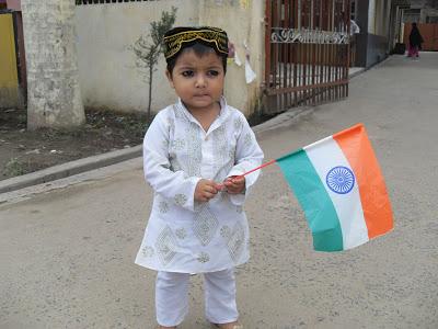 A Muslim child
